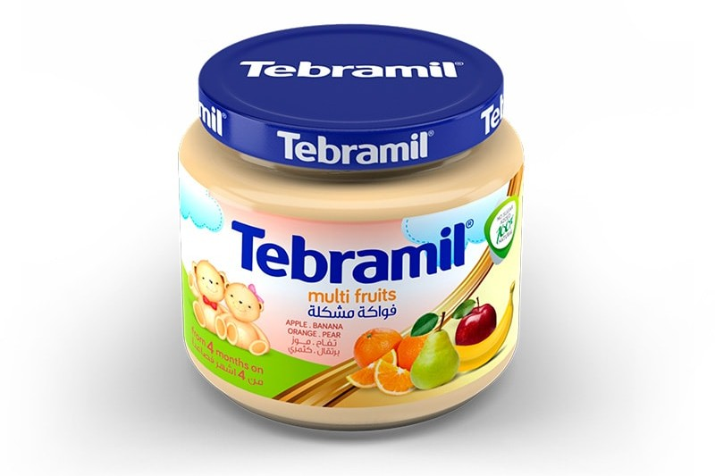 Multi Fruits Tebramil Jars by Pharmex